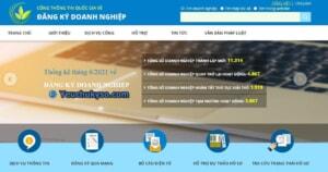 đăng ký thành lập doanh nghiệp